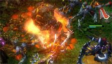 HoN: Magnus gameplay