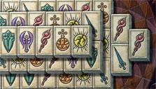 Mahjong Mini-game in Queen's Tales: Sins of the Past