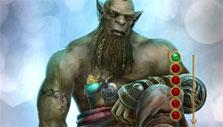 Orc guard in Queen's Tales: Sins of the Past