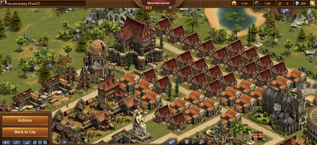 Middle Ages Forge Of Empires Sextant Wwwpicsbudcom