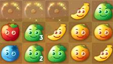 Fruit Planet: A match