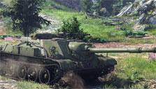 Vehicular warfare in War Thunder
