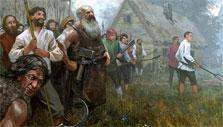 Tribal Wars: militia