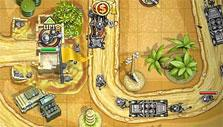 Toy Defense: Desert map