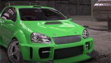 VG premium in Forbidden Racing