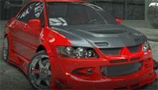 EVO-8 premium in Forbidden Racing