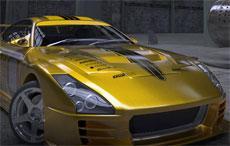 Forbidden Racing