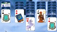 Avalon Legends Solitaire: Wild card