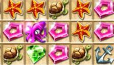 Squid in Jewel Legends: Atlantis