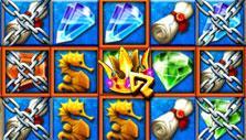 Jewel Legends: Atlantis: Using a power up