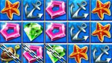 Jewel Legends: Atlantis: Single chained tiles