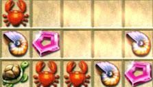 Mini game in Jewel Legends: Atlantis