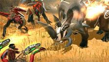 Dino Storm: Group dino hunt