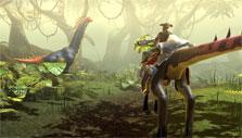 Dino Storm: Explore and discover