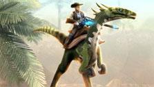 Dino Storm: Coelophysis