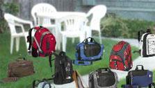 Yard Sale Junkie: Selling backpacks