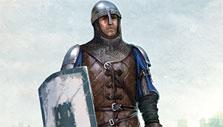Swordsman in Tribal Wars 2