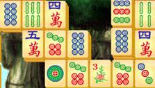 Letter N in China Mahjong