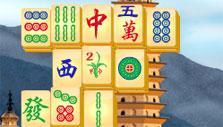 X shape in China Mahjong