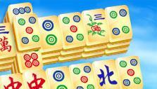 Forbidden city in China Mahjong