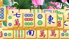 China Mahjong: Moon and stars