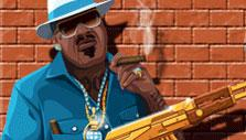 Golden gun in Goodgame Gangster