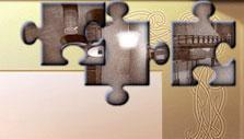 The Panic Room: House of Secrets: jigsaw