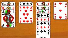 Match or draw in Solitaire Harmony