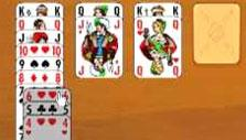 Shifting a stack in Solitaire Harmony