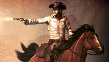 Horseback in The West