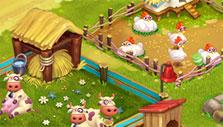 My Farm: Farm animals