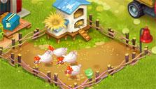 Henhouse in My Farm