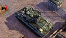 Jagged Alliance Online: Nice tank