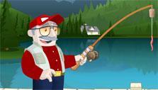Fish World: fishing spot
