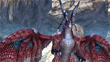Raid boss in Dragon's Prophet
