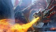 Dragon's Prophet: Angry dragon