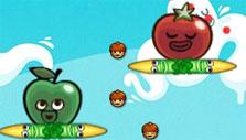 Papa Pear Saga: Knock them off