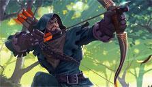 Archer class in Kingsroad