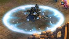 Kingsroad: wizard combat