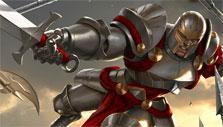 Kingsroad: Warrior class