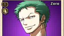 One Piece Online: Recruit Zoro