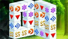 Mahjongg Dimensions Blast: Like an open book