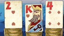Solitaire Blitz: Key card