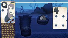 Solitaire Blitz: Sunken treasure