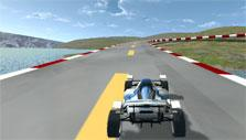 Track Racing Online: Testing level editor
