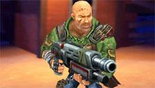 Shot Gunner in Get the Gun