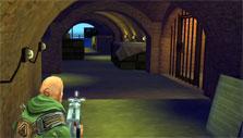 Tunnel in Get the Gun