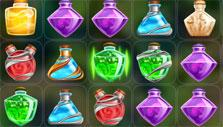 Fairy Mix: Vertical special flask