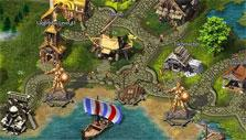 Viking home city in Cultures Online