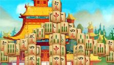 Mahjong Wonders: Temple